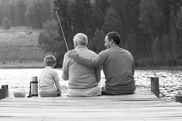 Vater Und Sohn Beziehung